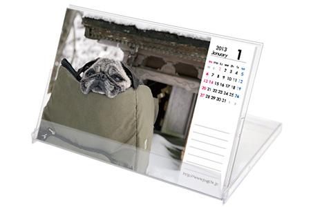 2013年 オリビアカレンダー(イメージ)